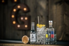 Lyonel Dry Gin & Gents Tonic Water